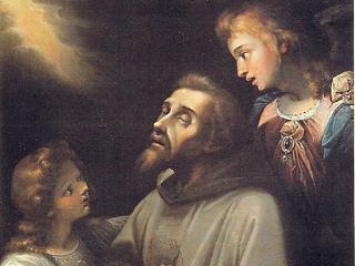 Estasi di S. Francesco